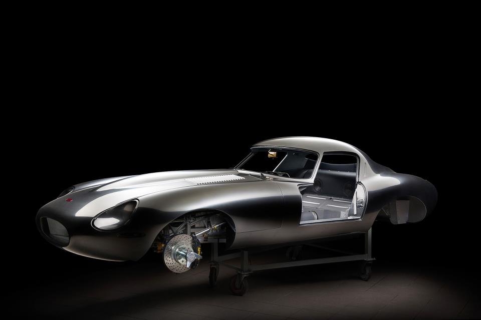 Automobil u cijelosti izrađen od aluminija