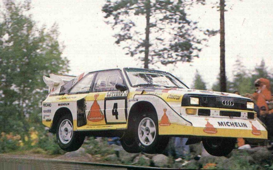 Evolucijski niz s kojim je Audi nastavio nizati pobjede.