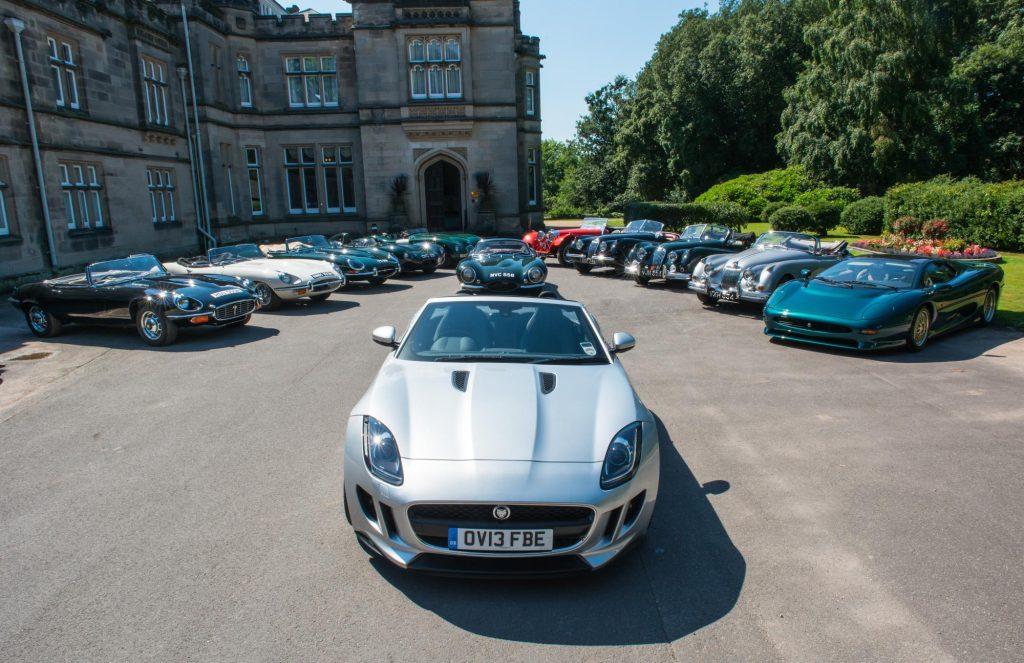 Neki od Jaguarovih modela koji su obilježili povijest i neki od onih koji nastavljaju tu tradiciju.
