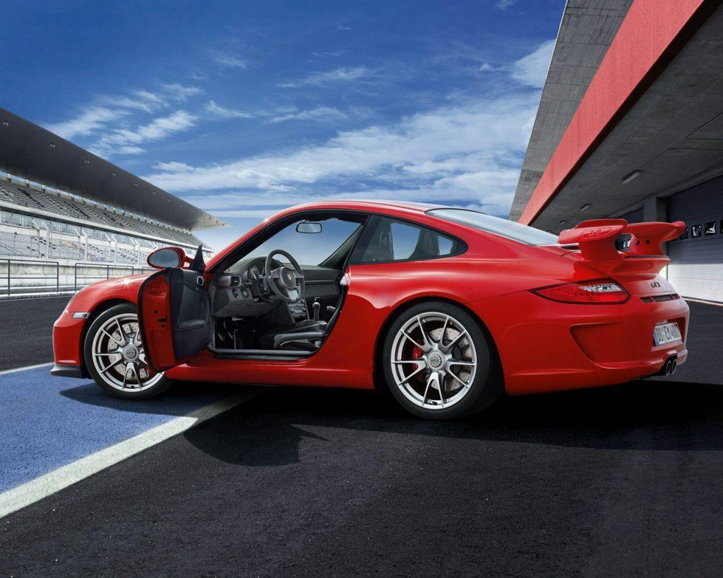 Porsche 911 GT3 u tvorničkom izdanju