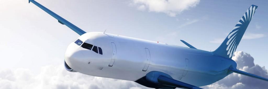 Konceptualna model zrakoplova kompanije CPI