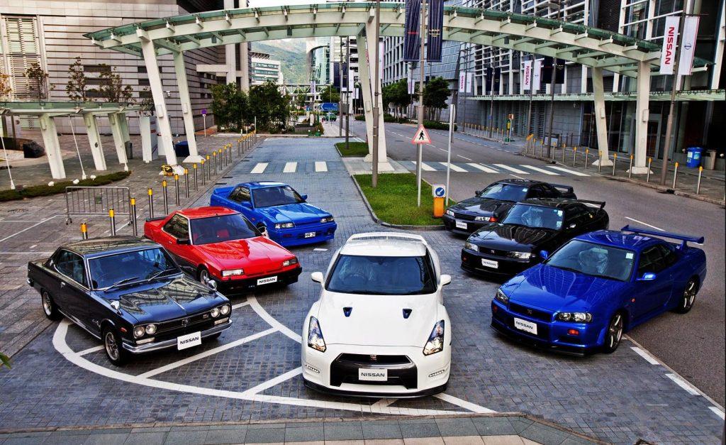 Slika koja govori tisuću riječi i opisuje sedam generacija najslavnijeg Nissanovog modela.