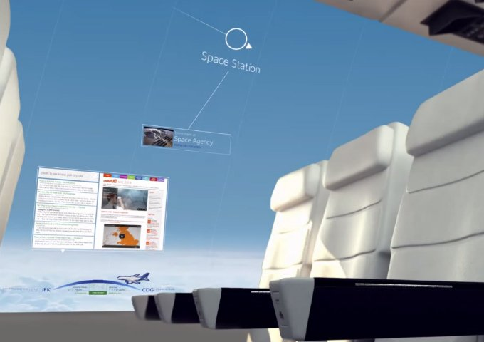 Prostor predviđen za prozor zamijenjen multifunkcionalnim screenom