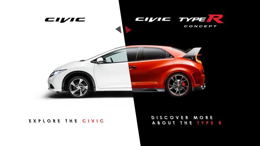 Nova reklama za Hondu Civic Type R koja je oduševila