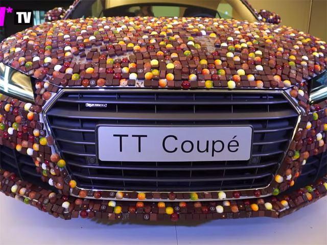 Slatko lice novog Audija TT