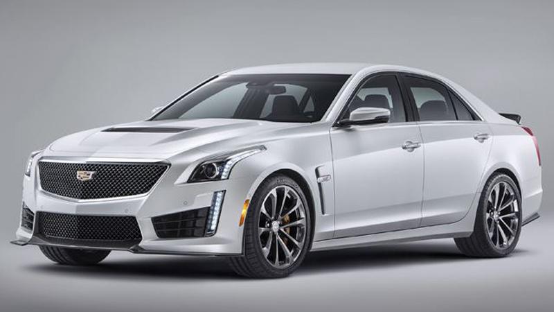 """Cadillac CTS-V kao produkt """"umjetničkog"""" smjera dizajna te tvrtke"""