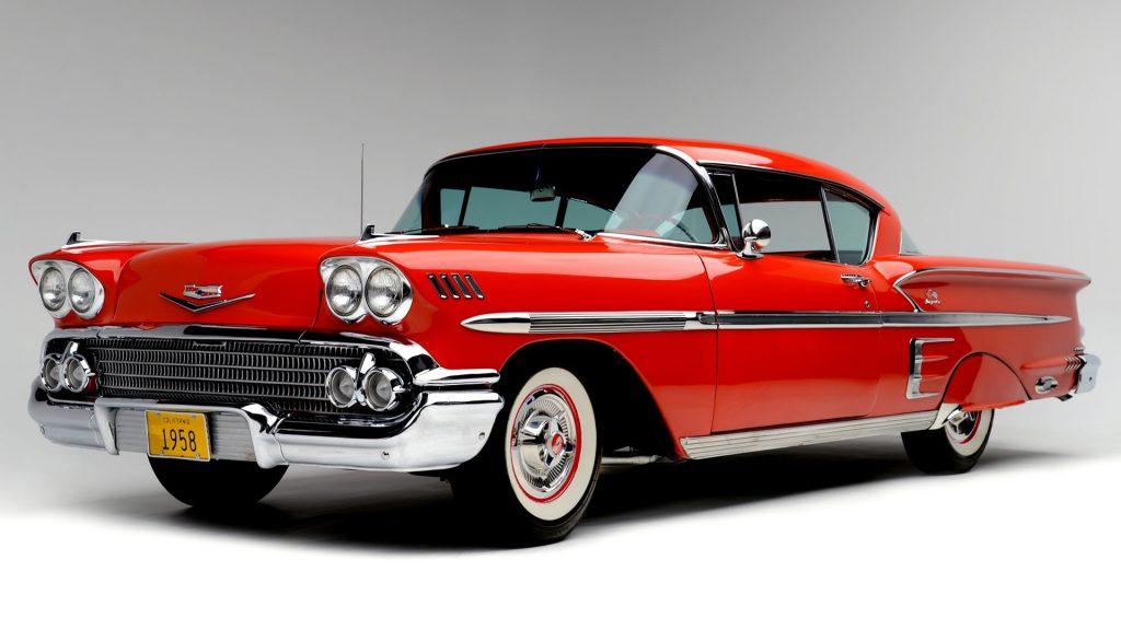 Chevrolet Bel Air Impala, 1958