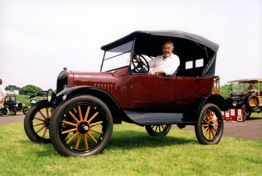 Ford Model T- 1908