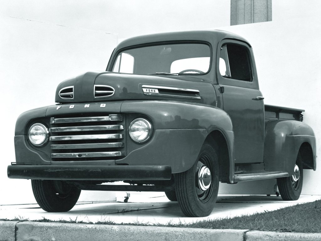Ford F-Series 1948