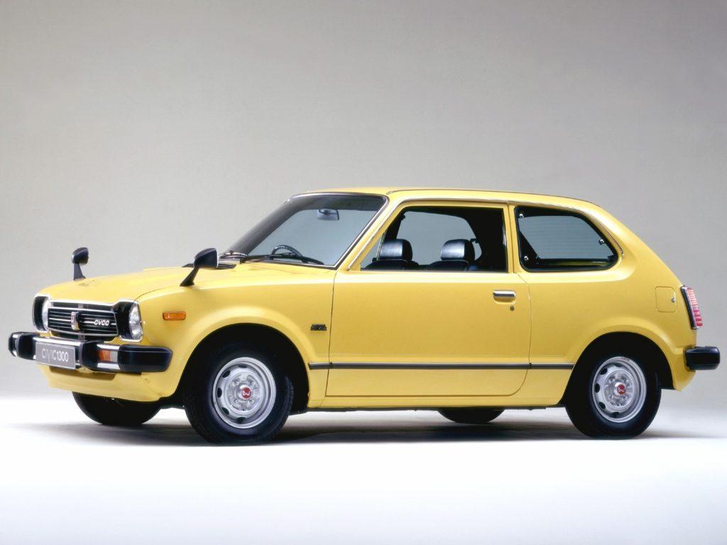 Honda Civic 1973