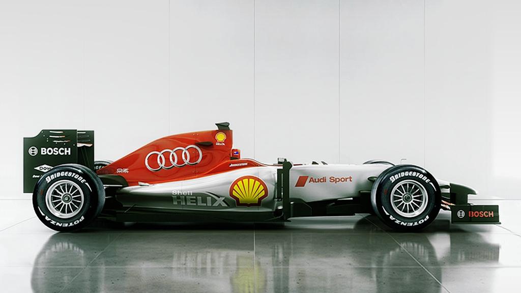 Kreće li Audi u Formulu 1 po neke nove pobjede?