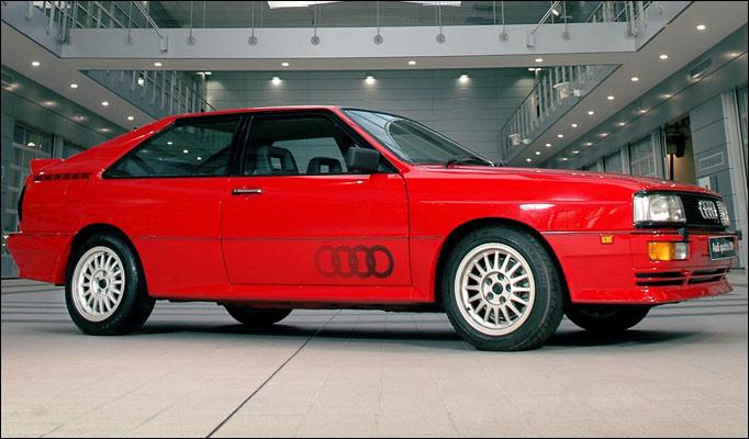Audi Quattro - model koji je promijenio svijet Rally-natjecanja...