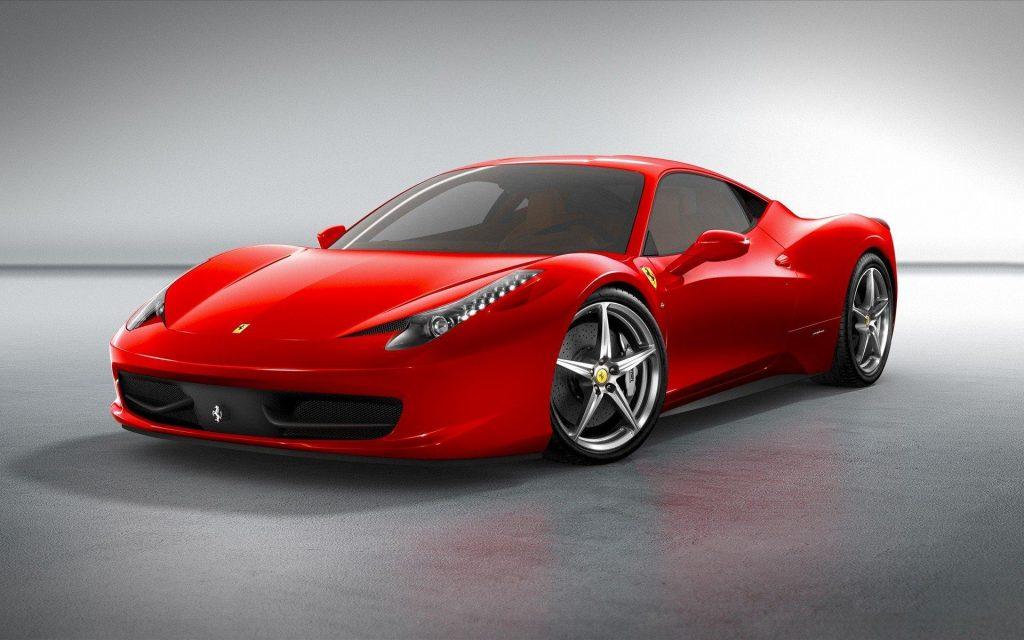 Crveni Ferrari
