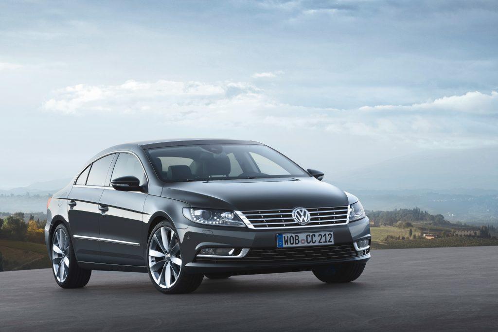 Sivi Volkswagen