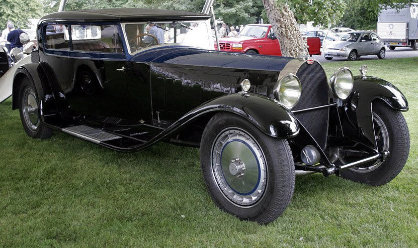 Bugatti Royal Kellner Coupe
