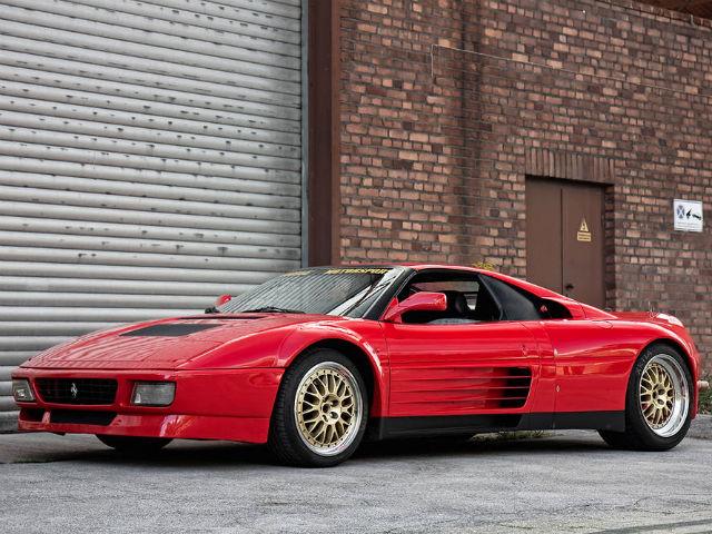 Ovo je prototip iz kojeg je nastao Ferrari Enzo
