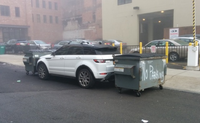 Ako imate volje vući kontejnere, ovo je super ideja