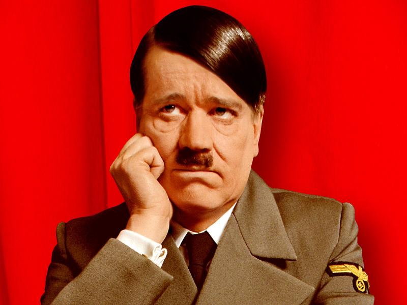 """Adolf mašta o Mercedesu"""