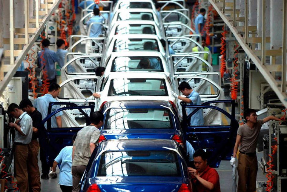 Proizvodnja automobila u Kini