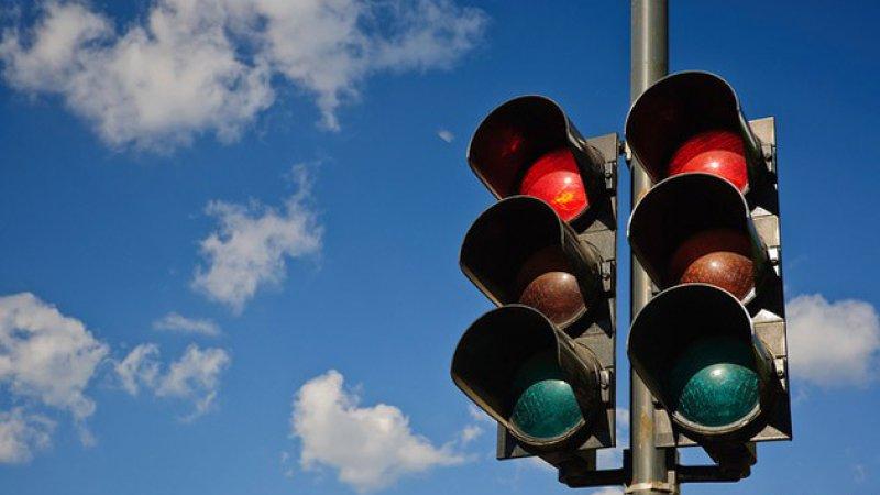 Naravno ovo nije dotični prvi semafor, koji spominjemo