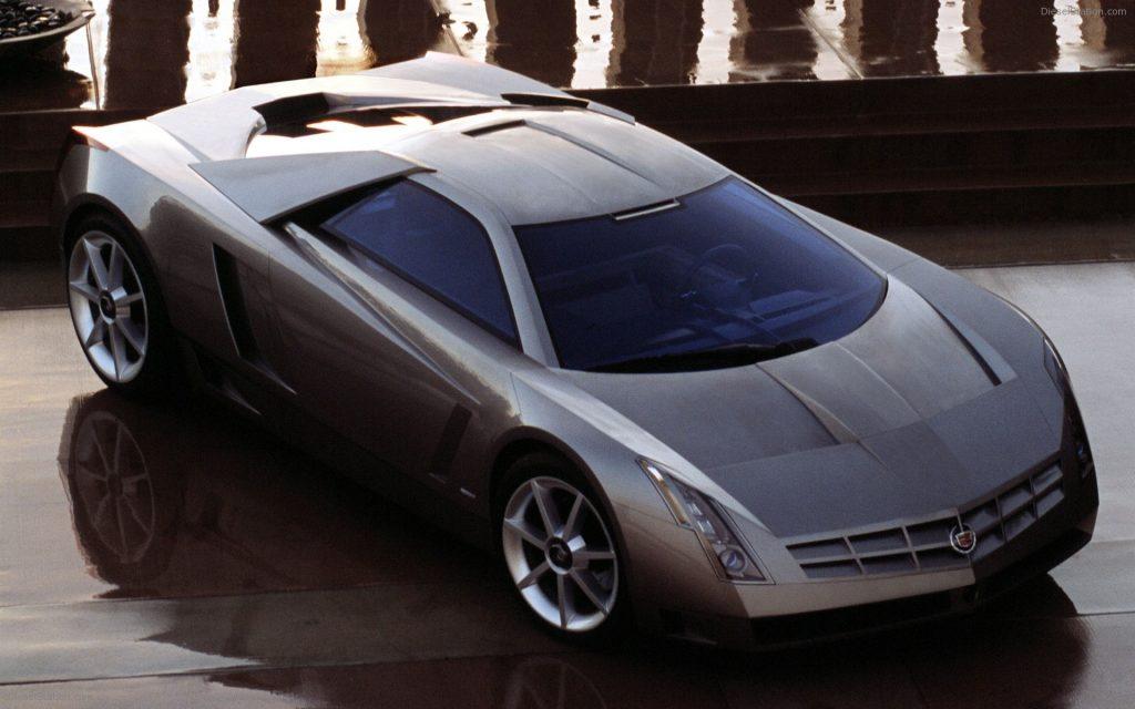 """Cadillac Cien - koncept koji je započeo """"Art and Science"""" filozofiju te tvrtke"""
