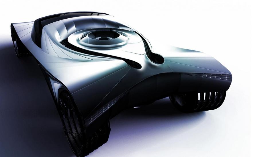 Tko zna...možda ćemo ovakve automobile u budućnosti ipak gledati na cesti