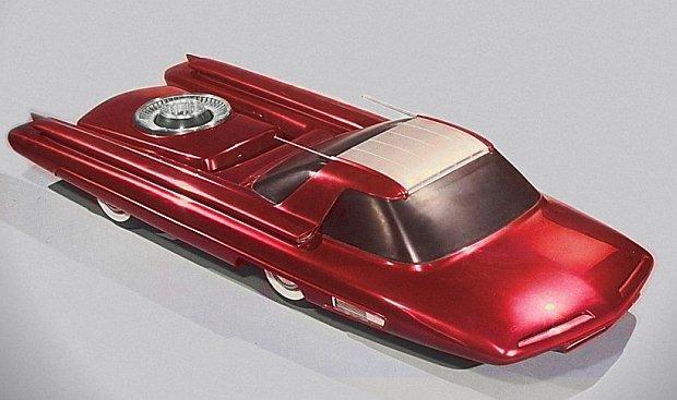 Ford Nucleon bio je zanimljiv koncept još pedesetih godina prošlog stoljeća