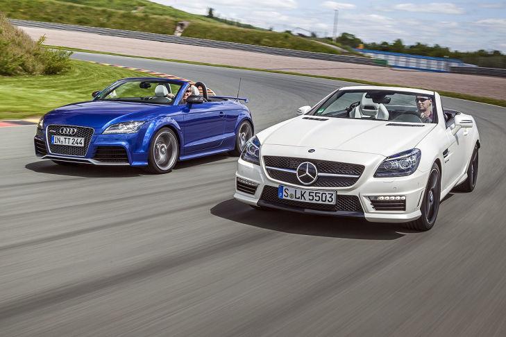 "Mercedes-Benz SLK i Audi TT trebali bi prije izumiranja postati još ""ljući"" konkurenti."