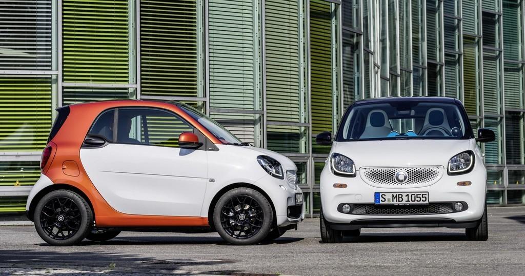 Smart For-Two - jer će Mercedes-Benz radije ponoviti grešku nego je priznati.