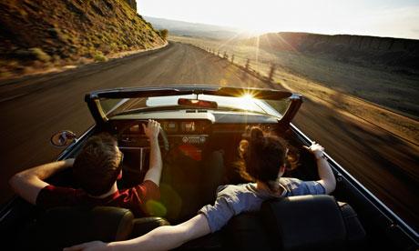 Volite li za volanom biti u društvu?