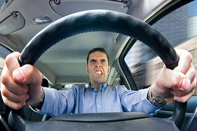 Agresivna vožnja je čest uzrok prometnih nesreća