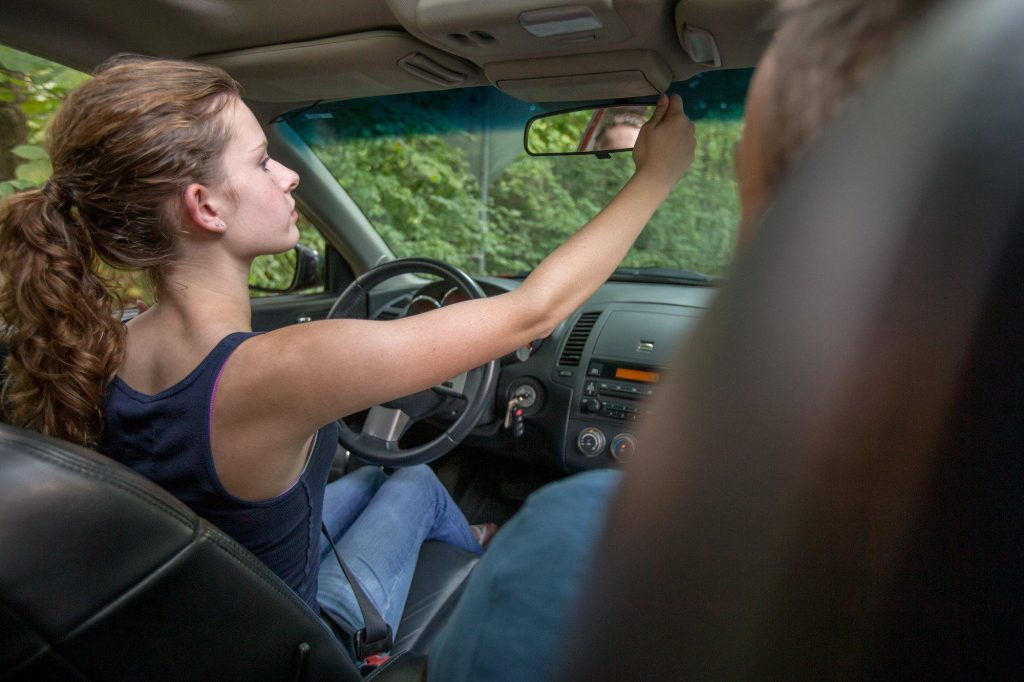 Pravilno namještanje retrovizora