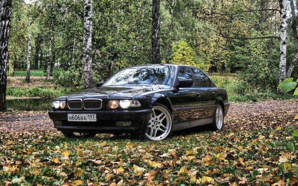 BMW serija 7 (E38)