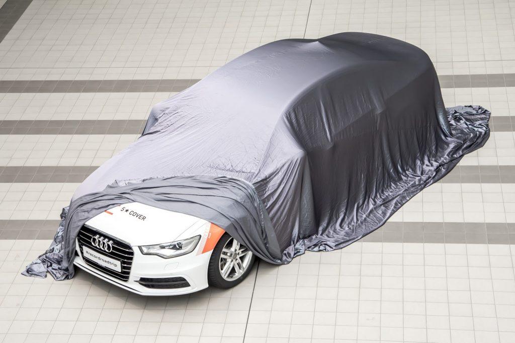 Audi A6 Ultra TDI