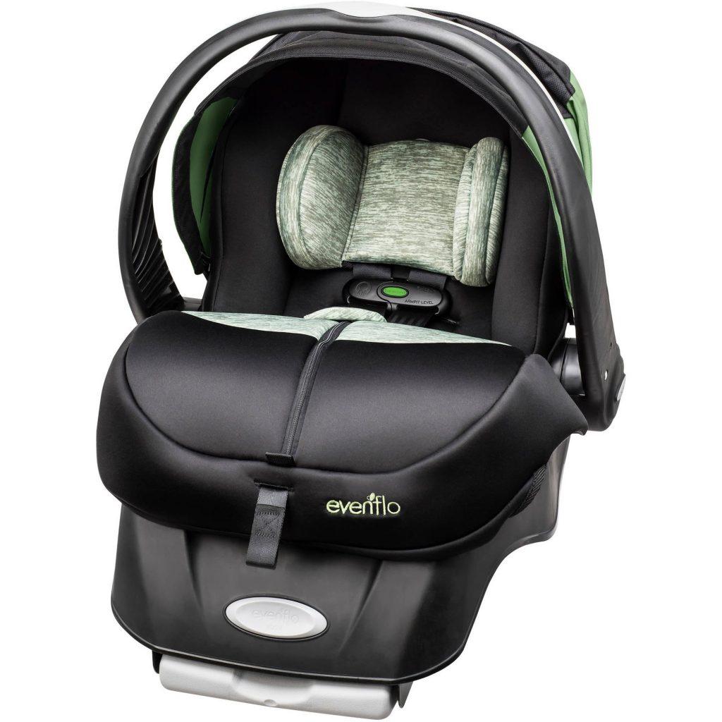 Evenflo Embrace DLX - sjedalica za klince čiji roditelji baš i nisu shvatili odgovornost.