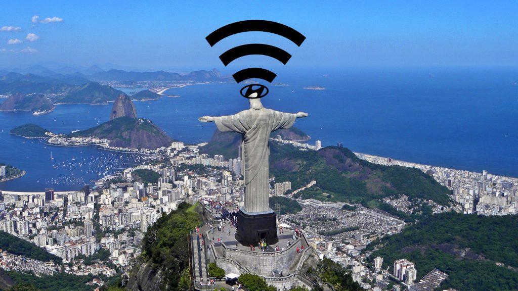 Besplatan Wi-Fi u krugu najpoznatijeg vidikovca