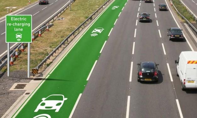Beskontaktna tehnologija: U Indiani grade cestu koja će u vožnji puniti električne aute