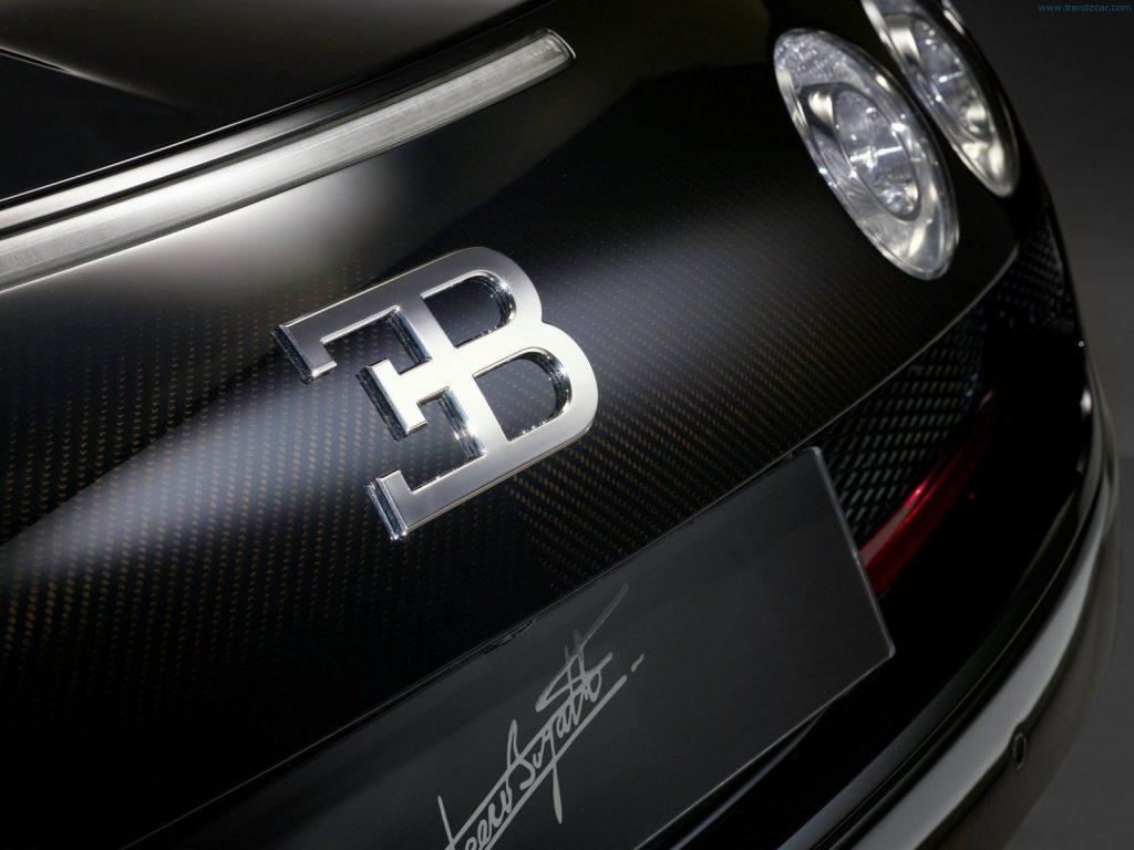 Eh Bugatti...