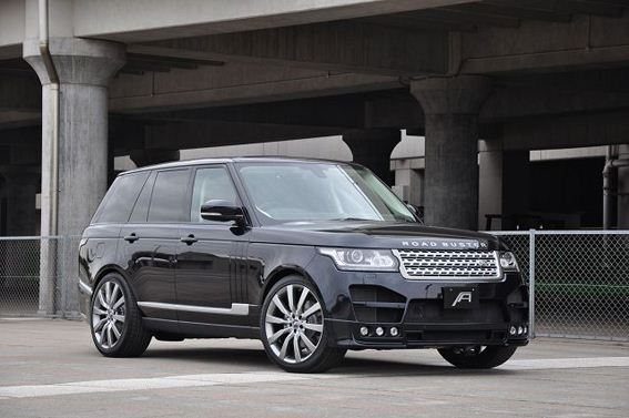Range Rover A.R.T. - Road Buster Style