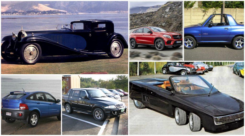TOP 10 automobila s najgorim proporcijama