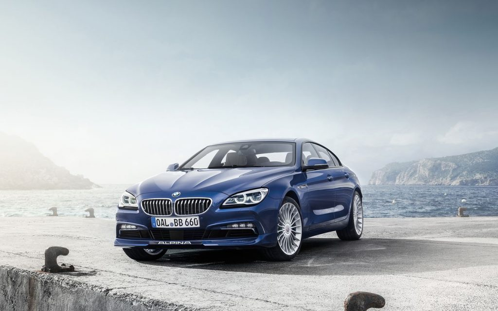 BMW ALPINA B6 BITURBO Gran Coupe