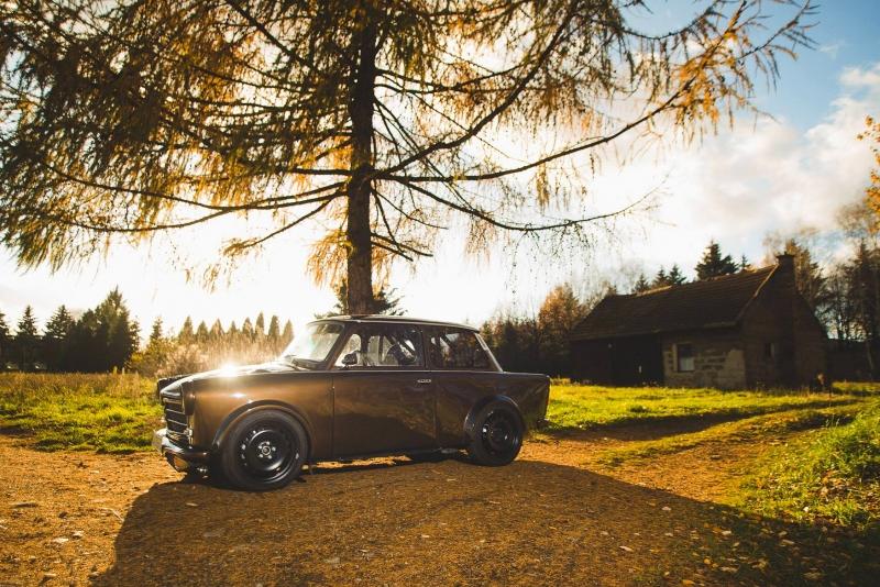 Trabant 601-S koji dokazuje da nema automobila koji u pravim rukama ne može biti poseban.