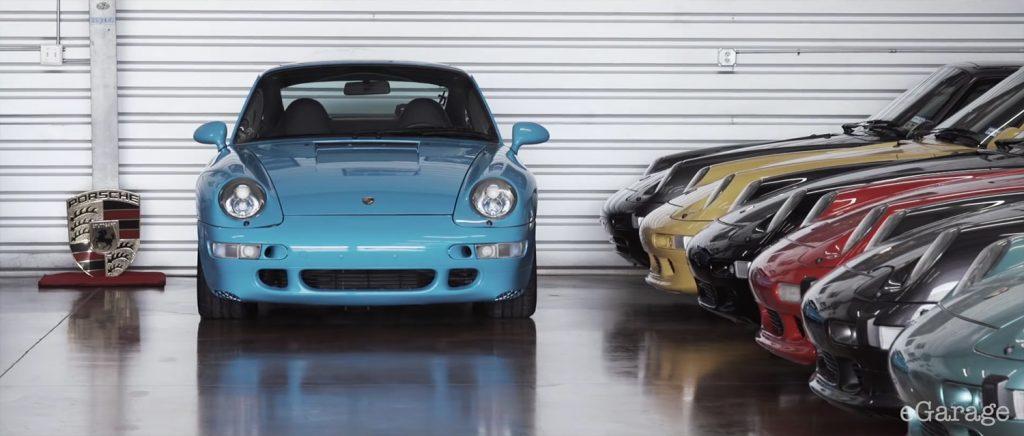 Kolekcija Porschea