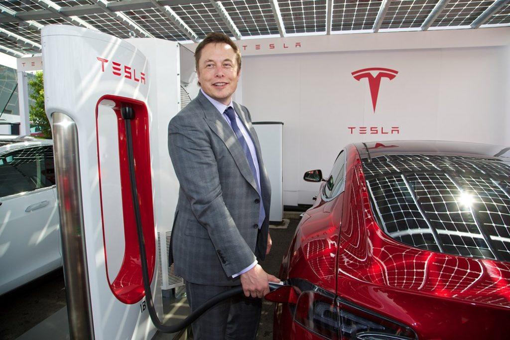 Tesla Model E