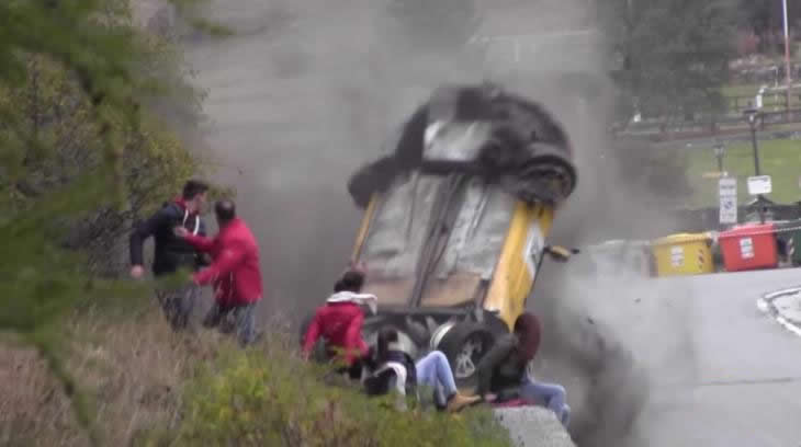 Rally Valle d'Aosta 2014