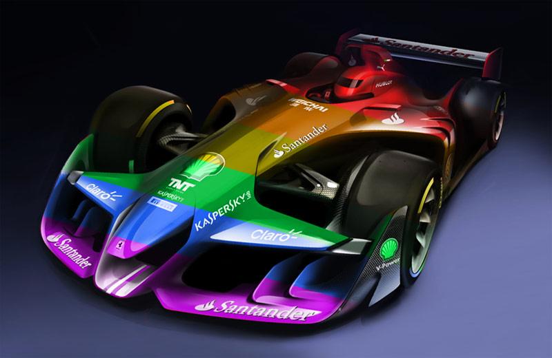 Hoće li u bližoj budućnosti bolidi Formule 1 iz Maranella postati modno osviješteni?