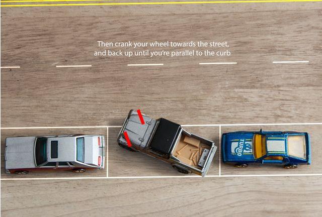 Samo što niste uspjeli savršeno parkirati