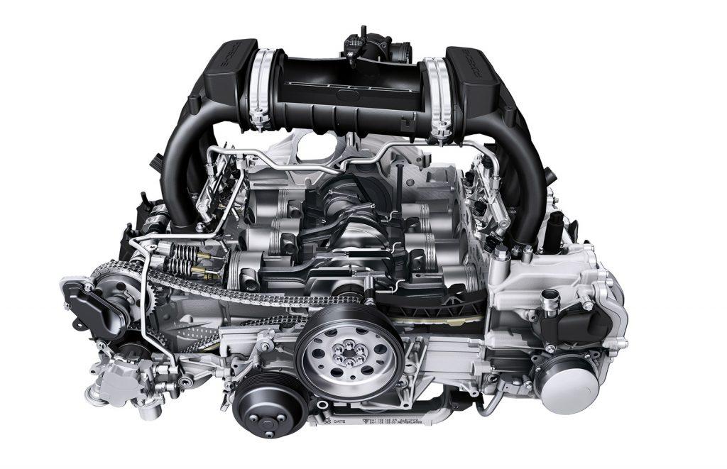 Porsche boxer motor
