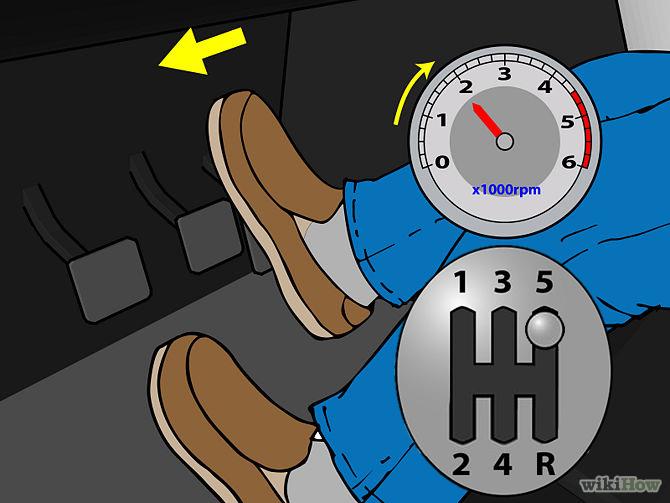 Nemojte biti lijeni, stoga odvojite sekundu vremena i prilikom naglog ubrzanja spustite stupanj prijenosa u za to predviđenu brzinu.