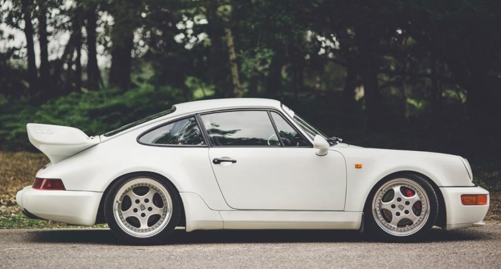 Porsche 964 RS 3.8